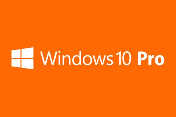 Windows 10 Pro 搭載
